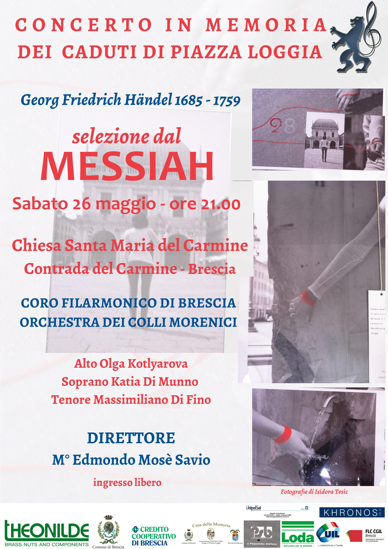 26.05 coro filarmonico Handel