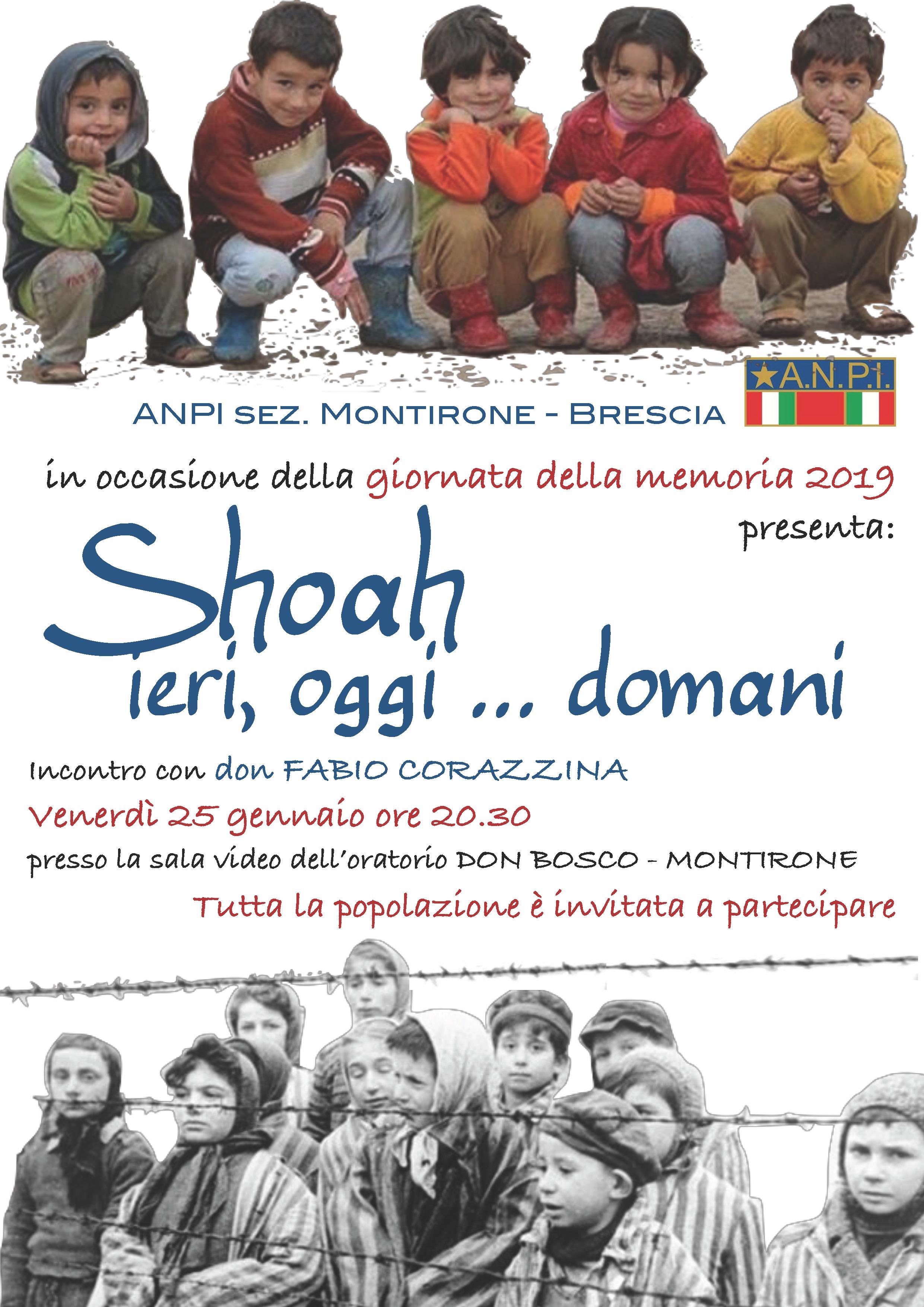 Anpi Montirone 25 gen2019