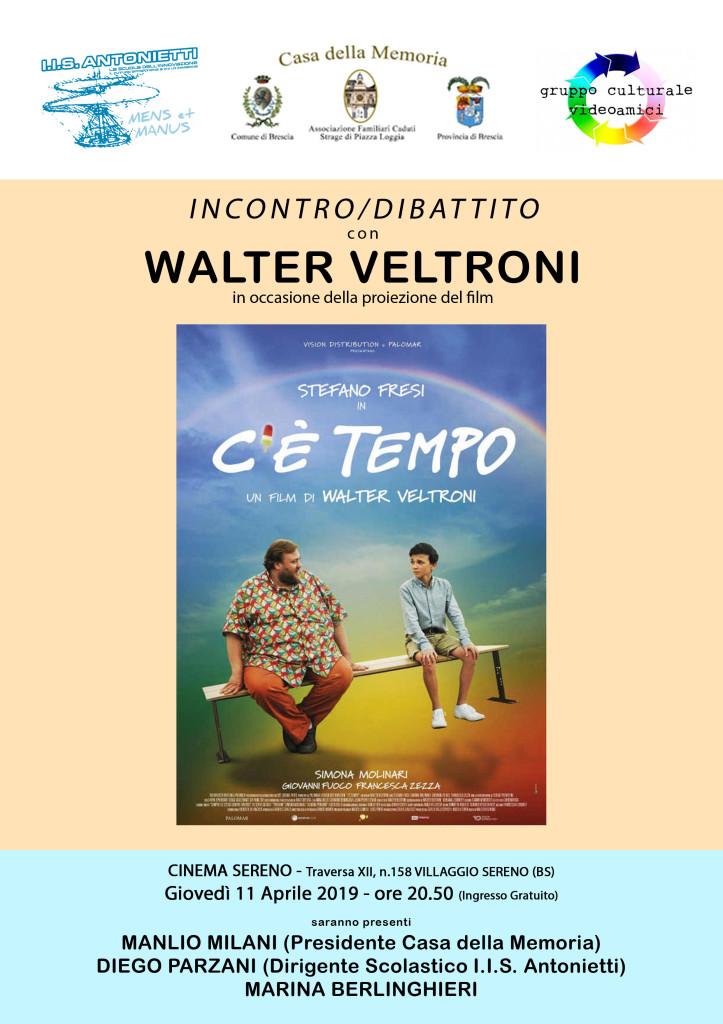 Locandina-Web---Veltroni-c'è-tempo