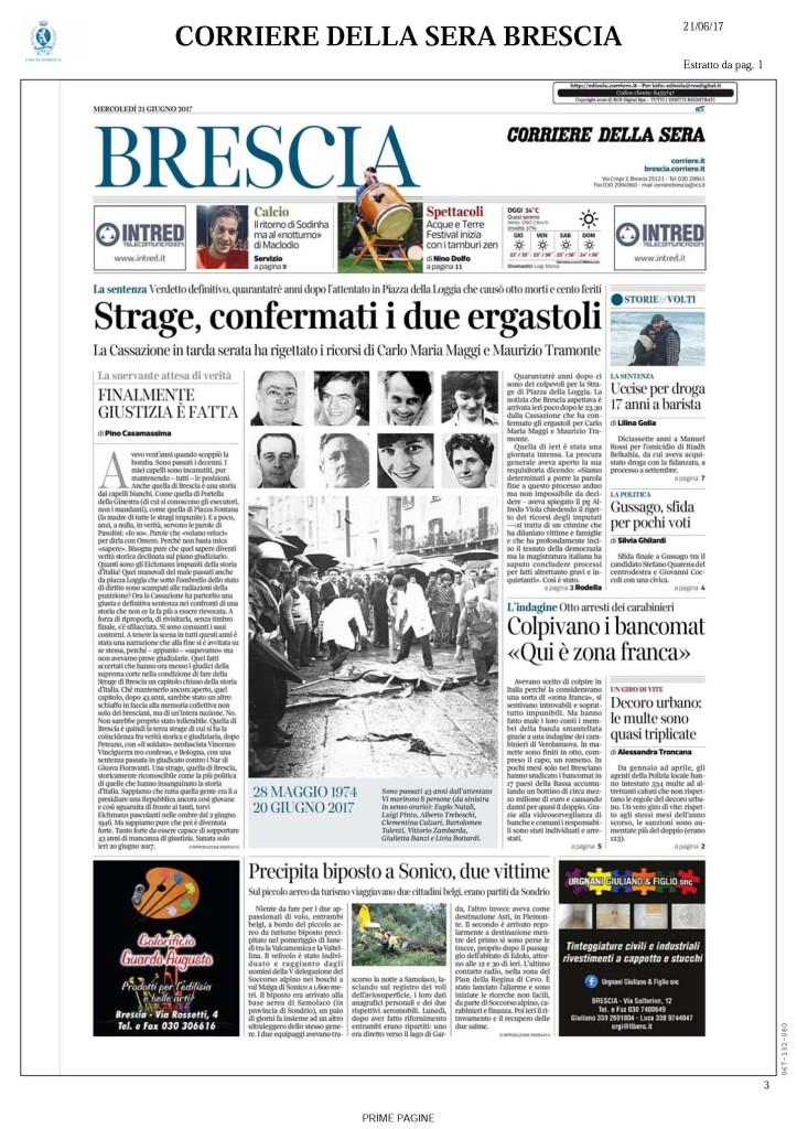 Pagine da Rassegna Stampa 21 Giugno Comune