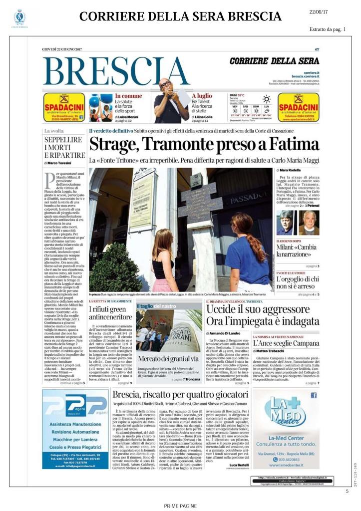 Pagine da Rassegna Stampa 22 Giugno Comune